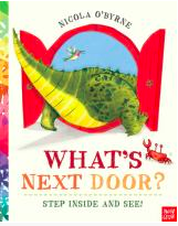 what_s next door book cover