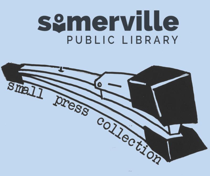 small press collection logo