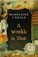 Wrinkle in Time book cover