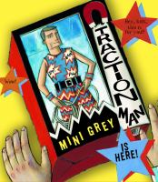 Traction Man is Here book cover
