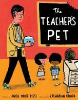 teacher_s pet book cover