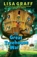 The Great Treehouse War Book Cover
