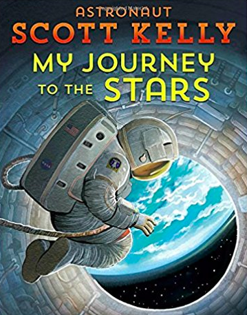 My Journey to the Stars Book Cover