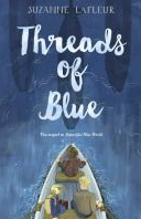 threads of blue book cover