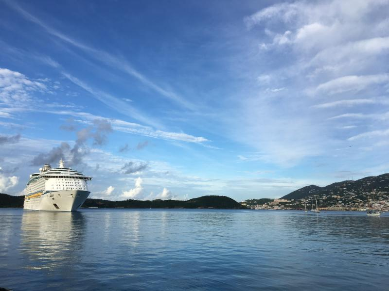 Governor Mapp To Meet With Cruise Ship Industry Leaders Inform USVI - Cruise ship industry