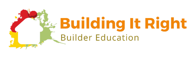 Building It Right Logo