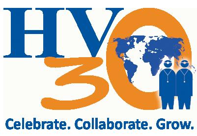 HVO 30- Celebrate. Collaborate. Grow.