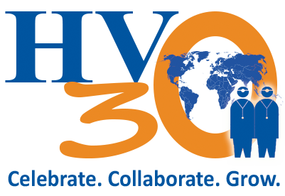 HVO 30- Celebrate. Collaborate. Grow.