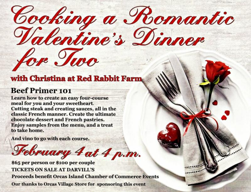Valentines Cooking Class