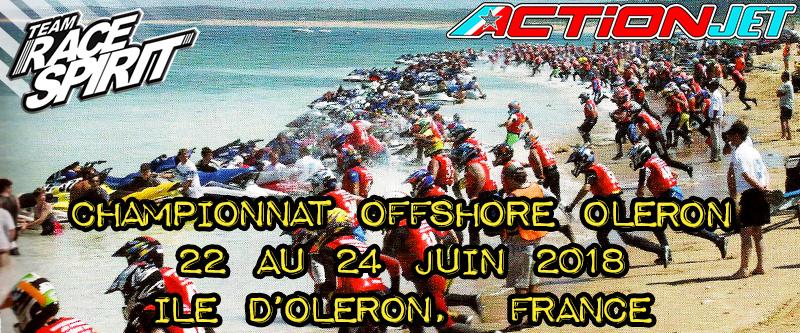 Championnat Offshore Oleron 2018