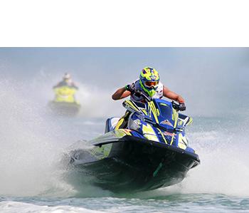 David Chassier Jet Ski Racing