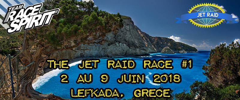 The Jet Raid Greece 2018