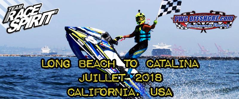 PWC Offshore Long Beach to Catalina