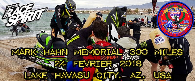 Mark Hahn Memorial 300 miles 2018