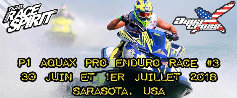 P1 AquaX Pro Enduro Sarasota 2018