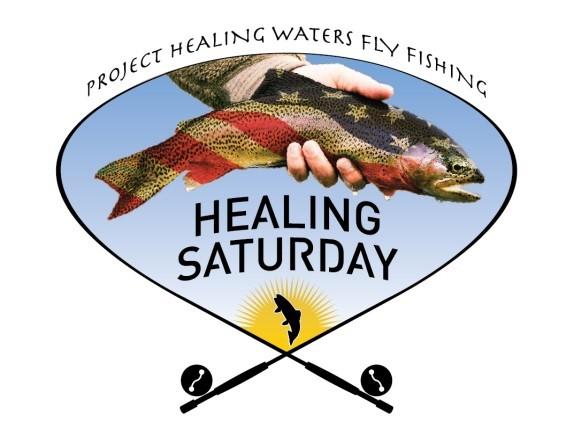 It is bwo season for Healing waters fly fishing