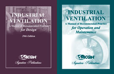 now available new 29th edition of industrial ventilation manual rh myemail constantcontact com Industrial Exhaust Systems Industrial Exhaust Systems