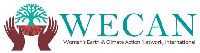 Women Rising With The Waters – WECAN International Newsletter November 2016