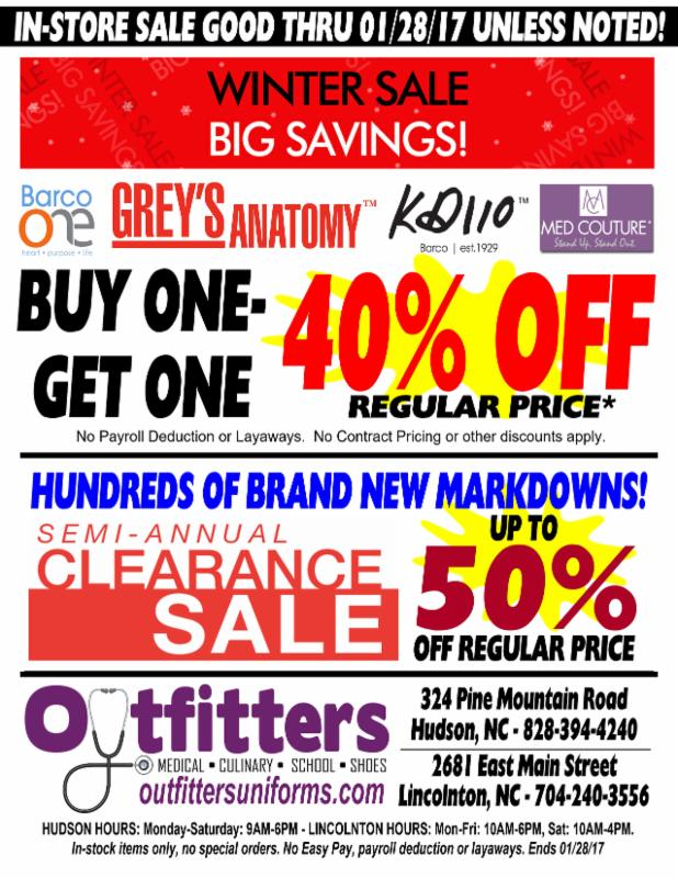 GRAY\'S ANATOMY BUY ONE GET ONE 40% OFF
