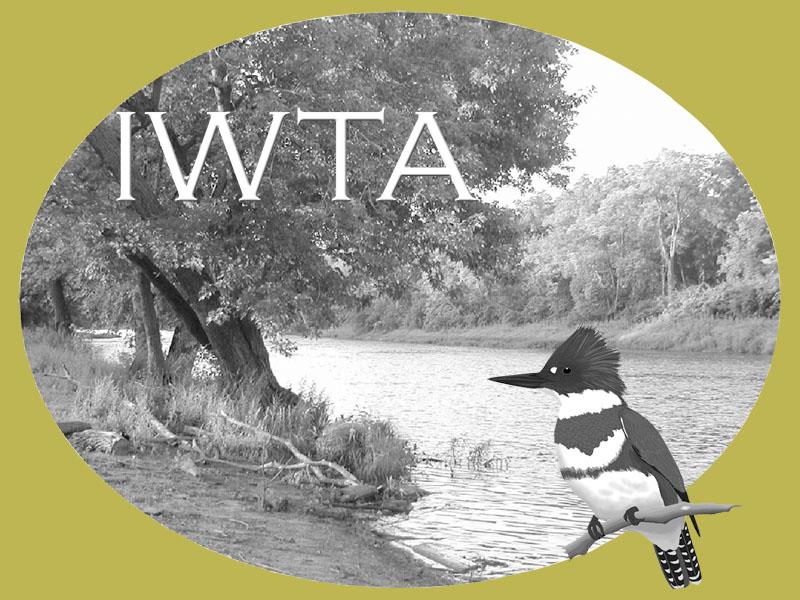 IWTA Logo Color Border