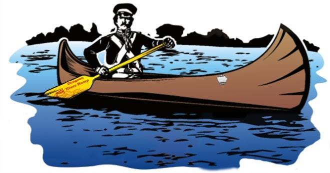 Dragoon River Romp Logo