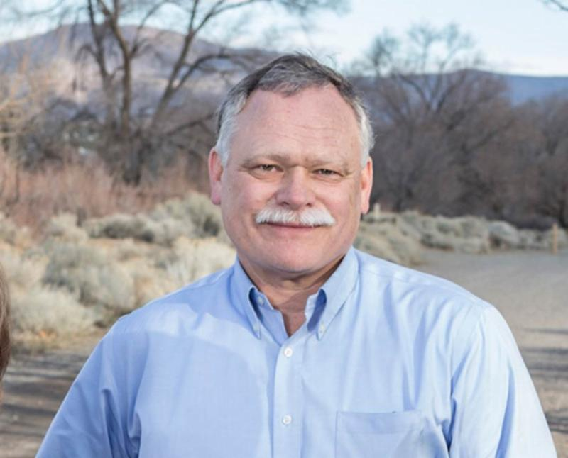 Headshot of Ed Smith, Natural Resource Specialist and Co-manager of the Living With Fire Program