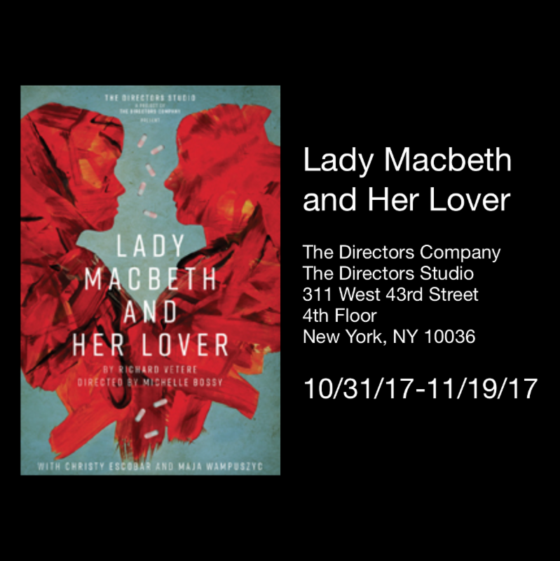 Lady Macbeth and Her Lover