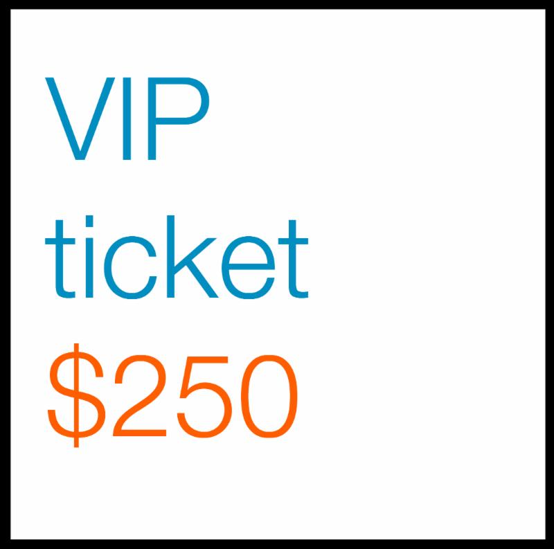 VIP ticket 250