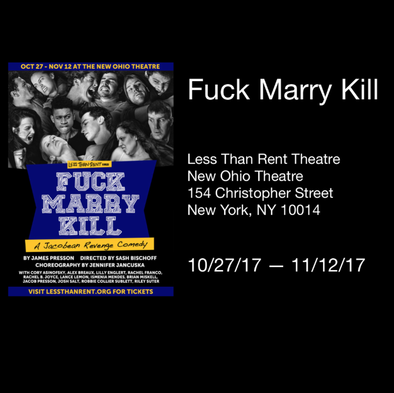 Fuck Marry Kill