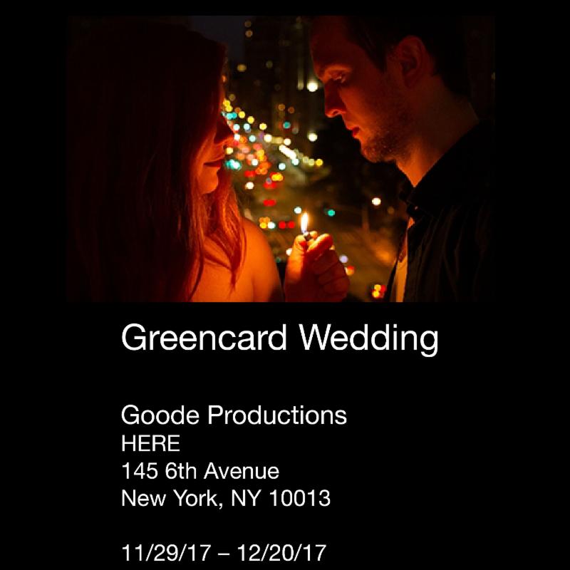 Greencard Wedding