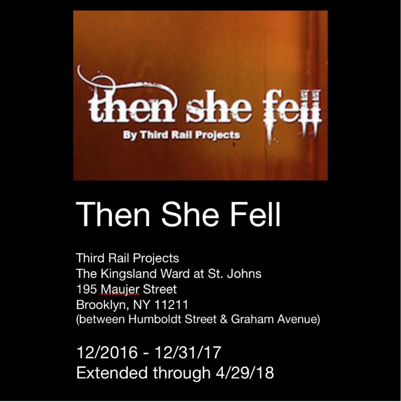 Then She Fell