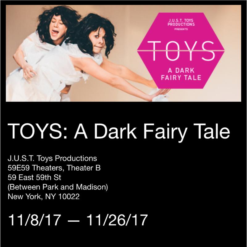 TOYS A Dark Fairy Tale