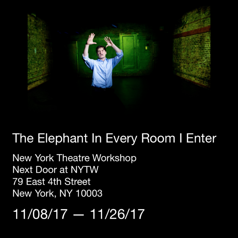 The Elephant in Every Room I Enter