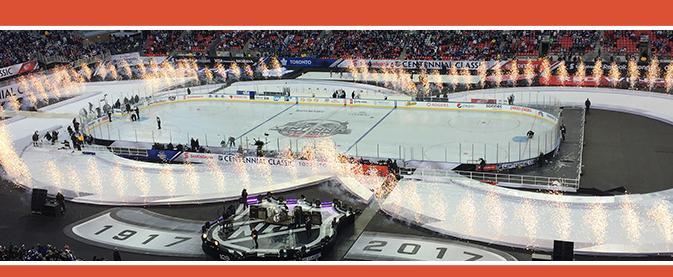Scotiabank NHL Centennial Classic 2017