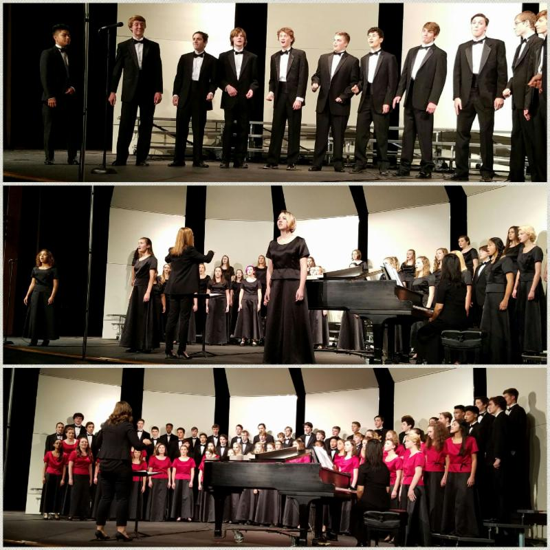a review of the performance of western concert choir in bellingham Music 120 live performance review mana drama y luz world tour 2012  this band it was actually my first true concert i went to when i was in high school i have.