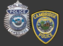 Cambridge Police Logo