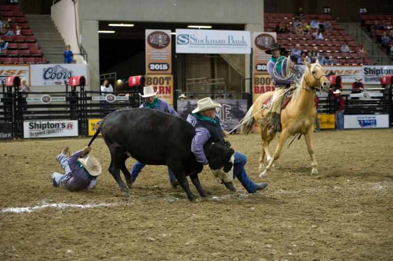 NILE Ranch Rodeo Final...