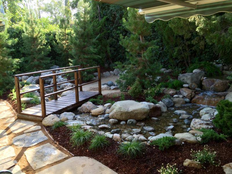 Delightful Sometimes Called A Disappearing Waterfall, The Pondless Is One Of The  Easiest Waterscapes To Manage And Maintain. You Donu0027t Have To Worry About  Frequent ...