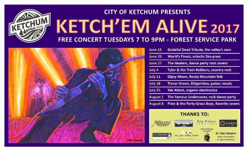 Ketchem Alive