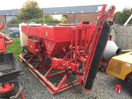 Used Concrete Equipment for October 2016