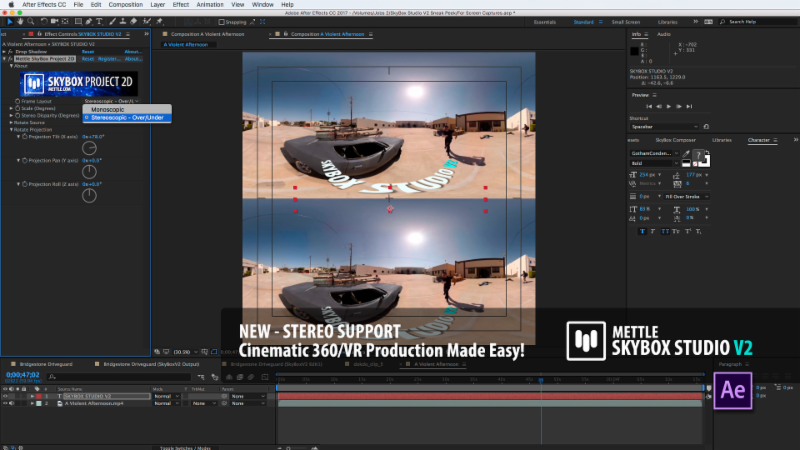 소프트웨어뉴스 [SkyBox Studio V2 + 360° Nat Geo + 360° Holy Land