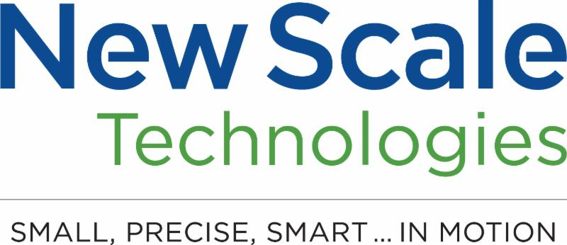 LOGO - NEW SCALE TECHNOLOGIES - SMALL_ PRECISE_ SMART ... IN MOTION
