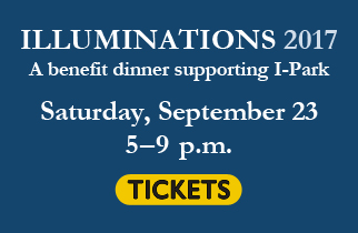 Buy Tickets now to our Illuminations 2017 Benefit Dinner supporitng I-Park_ Saturday_ Spetember 23_ 5 - 9 p.m.