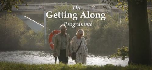 Older couple illustrating the Getting Along programme