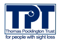 Thomas Pocklington Trust _TPT_ logo