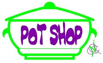The Pot Shop logo