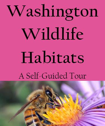 Washington Wildlife Habitats self tour booklet - Washington, Missouri