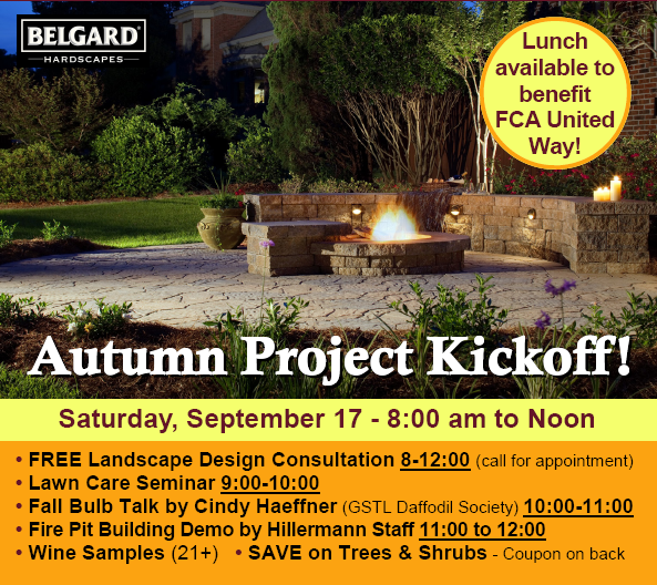 Hillermann's Autumn Project Kick-Off picture and graphic