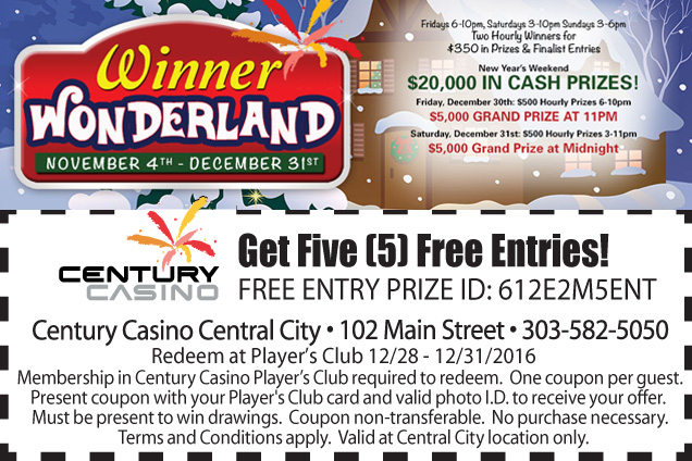 Central city casino coupons mississippi bell casino
