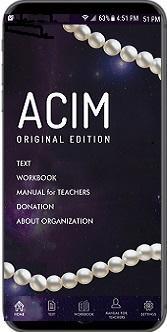 ACIM Phone APP